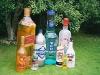 badbollar-flaskor