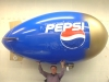 Radiostyrd zeppelinare - Pepsi