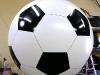 En riktigt välfylld fotboll