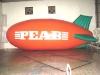 Reklamballong för PEAB