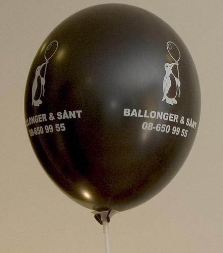 Ballong - Ballonger och Sånt