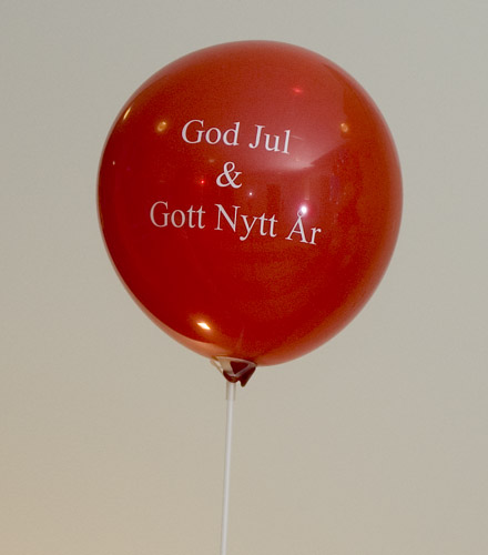 Ballong - God Jul