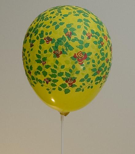 Ballong - Rosor