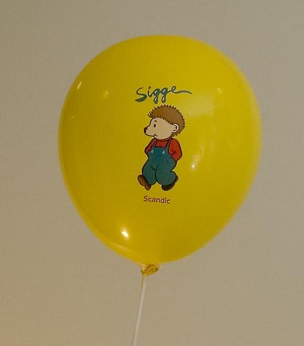 Ballong - Scandic