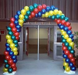 Ballongdekorationer