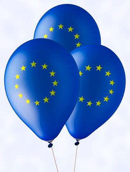 Ballonger med tryck - EU