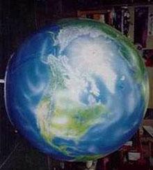 Helium - jordglob