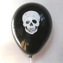 Helium - dödskalle