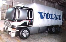 Helium - Volvolastbil