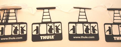 Pappersflaggor-thule