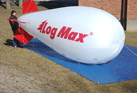 Jätteballonger & zeppelinare